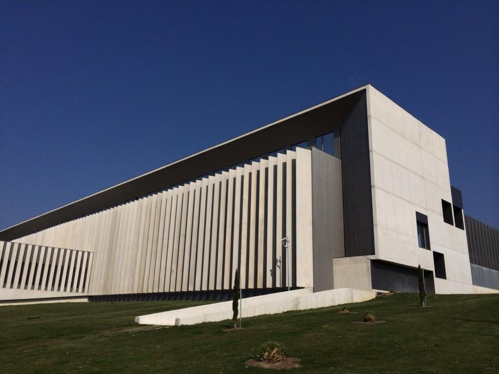 Edificio Amigos Universidad de Navarra